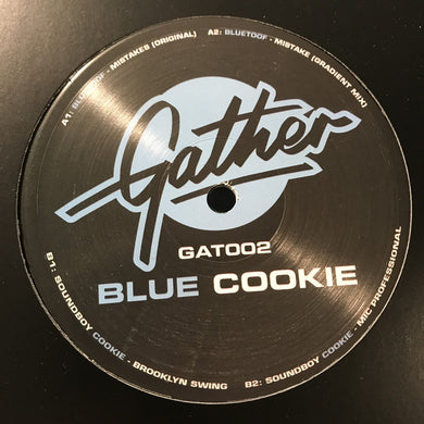 Gather - Blue Cookie (GAT002)