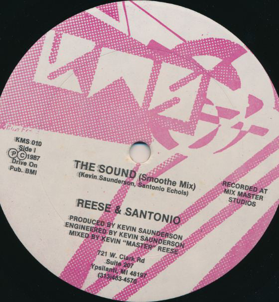 Reese & Santonio ‎– The Sound