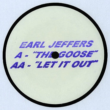 Earl Jeffers ‎– The Goose