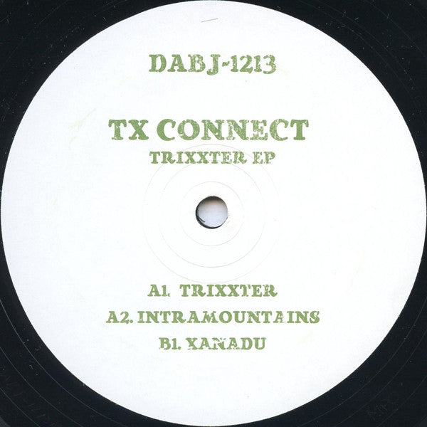 TX Connect ‎– Trixxter EP