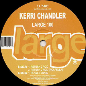 Kerri Chandler ‎– Return 2 Acid