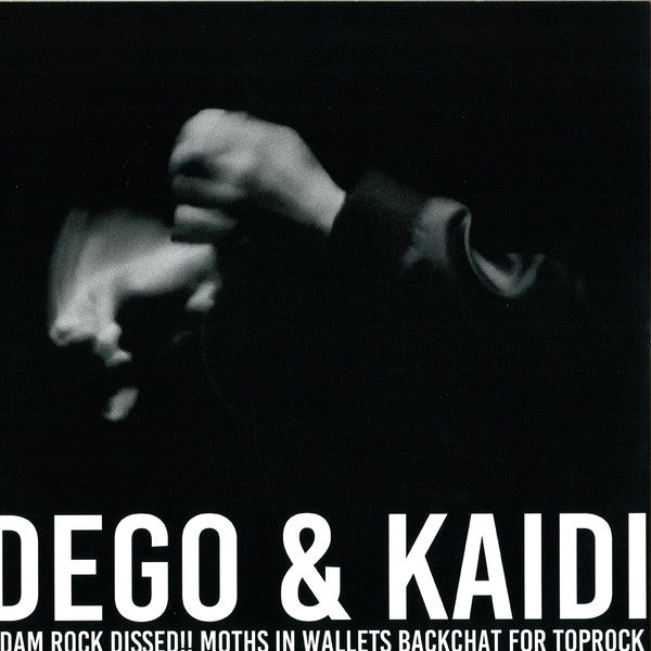 Dego & Kaidi ‎– Adam Rock Dissed!!