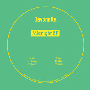 Javonntte - Midnight EP (SSS002)