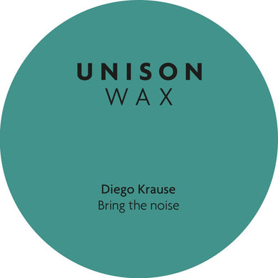 Diego Krause - Bring The Noise (UW07)