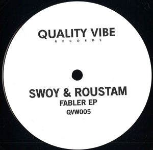 Swoy & Roustam - Fabler EP (QVW005)