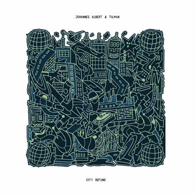 Johannes Albert & Tilman – City Refund (FINE14)