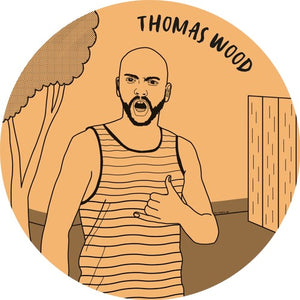 Thomas Wood - Quiet Storm EP (QV015)