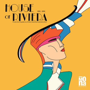 House Of Riviera LP compilation (MMLP001)