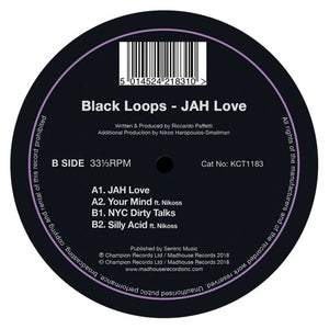 Black Loops - JAH Love (KCT1183)