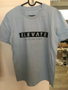 ELEVATE T-Shirt baby blue