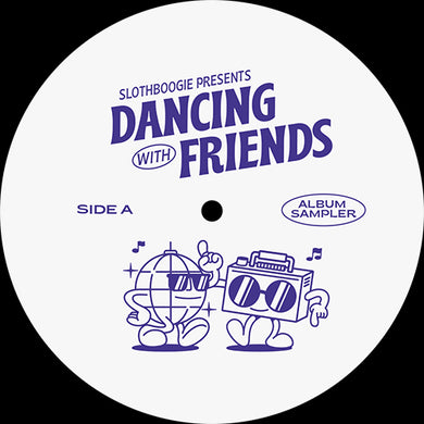 Various Artists - Dancing With Friends Vol.1 Sampler (SBLP001)