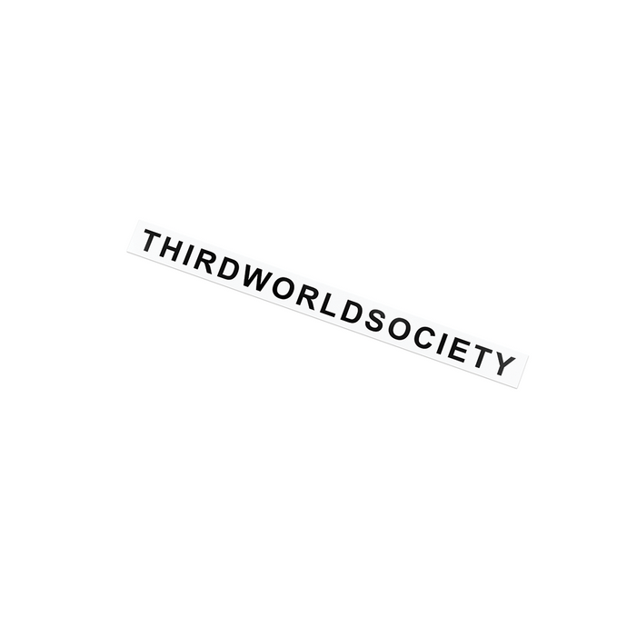 Thirdworld Society Thick Vinyl