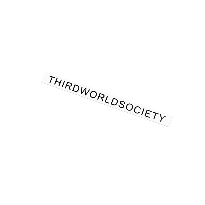 Thirdworld Society Thin Vinyl
