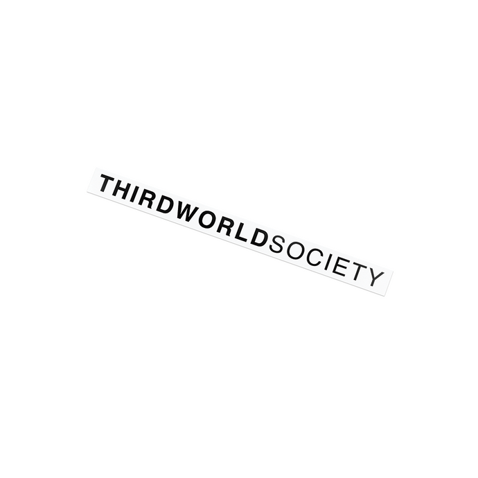 Thirdworld Society Weighted Vinyl