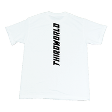TWS Vertical White Tee