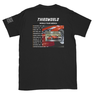 Thirdworld x Midnight Rush World Tour Tee