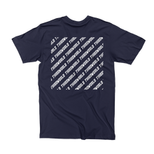 Box Tee - Dark Navy