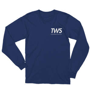 TWS Spine Print Long Sleeve
