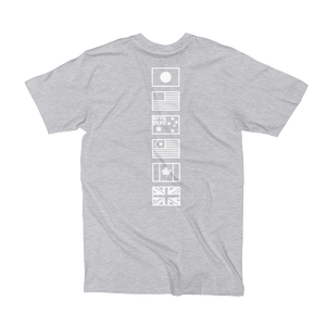 Thirdworld Vertical Flags Tee