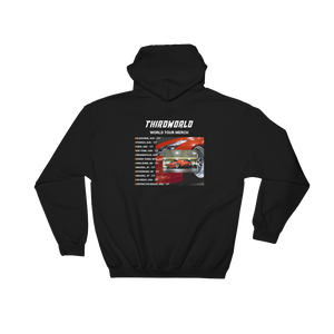Thirdworld x Midnight Rush World Tour Merch Hoodie