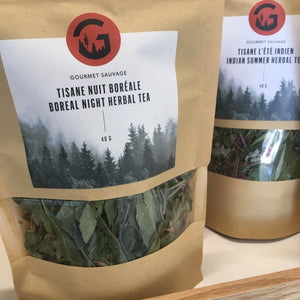 Handpicked Loose-Leaf Tisane by Gourmet Sauvage