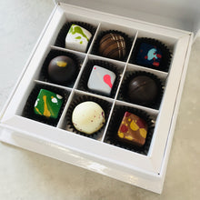 Pre-order Chocolate Bonbons in Presentation Box by Anna Stubbe Chocolates