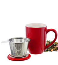 Kassel Infuser Tea Mugs