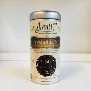 Black Tea - Caramel Latte with Coffee! - Organic