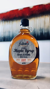 Fulton's 500ml Organic Maple Syrup