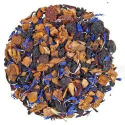 Fruity Herbal Blueberry Tea