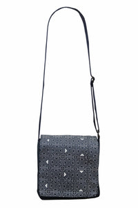 Fairtrade Organic cotton crossbody bag Buddy