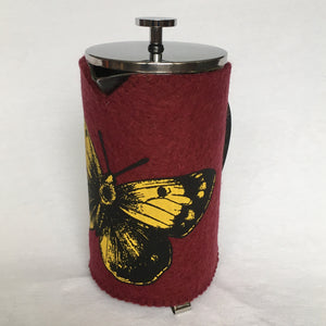 Fairtrade - Wool French Press Wrap