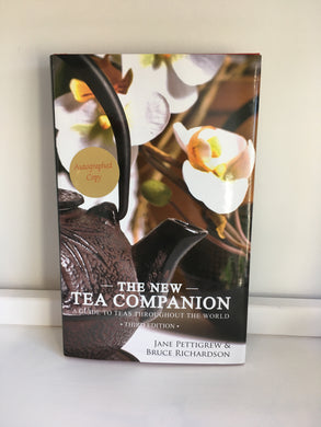 The New Tea Companion by Pettigrew and Richardson 3rd Edition