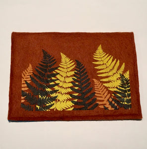 Fairtrade Felted Wool Tablet Sleeve