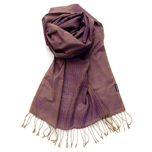 Fairtrade Organic Cotton Scarves - Pop - Free Shipping for Canada