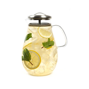 Iced Tea Glass Pitcher