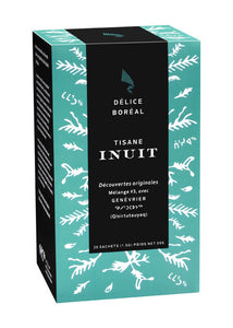 Inuit Herbal Tea Blend 3 - Ground Juniper - Genévrier (Qisiqtutauyak)
