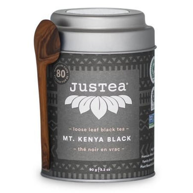 Black Tea - JusTea Mount Kenya Black