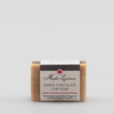 Fulton's Maple Chocolate Chip Bar
