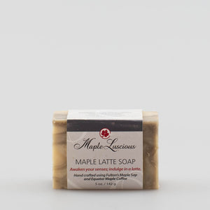Fulton's Maple Latte Soap Bar