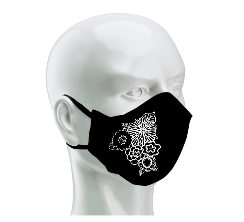Bloom Organic Cotton Masks