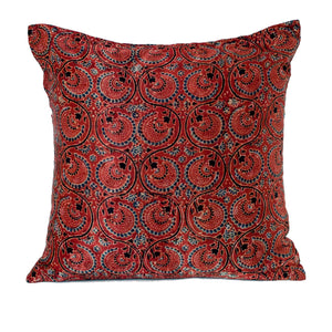The Foral Vine Pillow