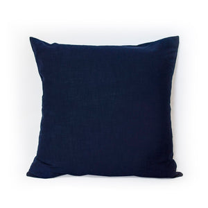 Midnight Pleats Pillow