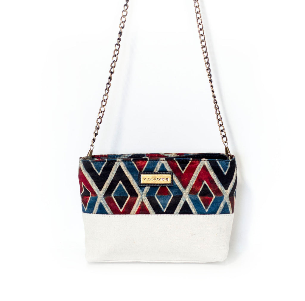 Mosaic Shoulder Bag & Travel Companion