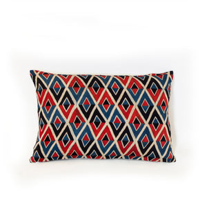 Mosaic Lumbar Pillow