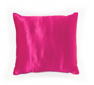 Pink Kantha Pillow