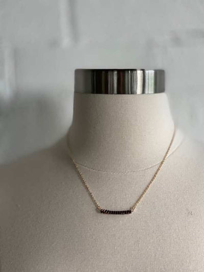 Mega Necklace- BB Lila