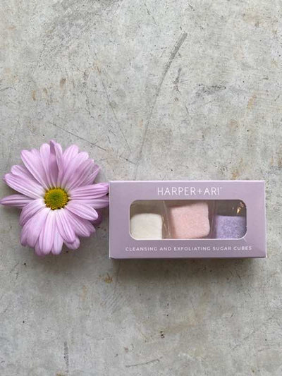 Harper & Ari Bath Cubes Sample Set