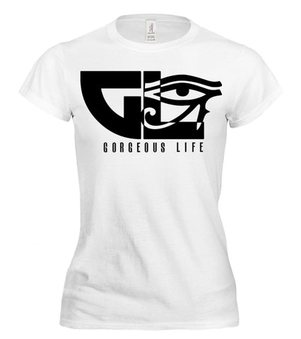 Ladies Gorgeous Life T-Shirt (More Colors Available)