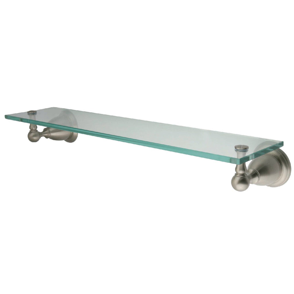 Heritage Cosmetic Glass Shelf
